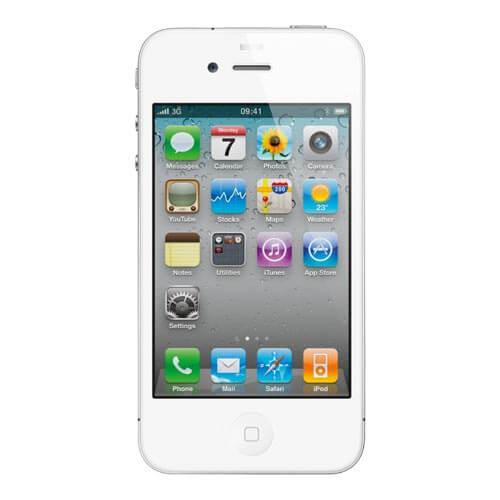 iPhone 4 màu trắng