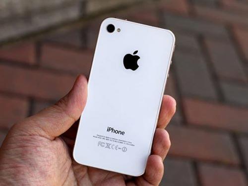iphone 4 phiên bản màu trắng