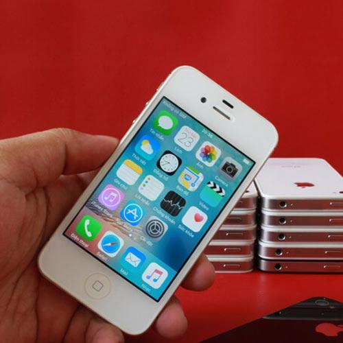 iPhone 4S màu trắng