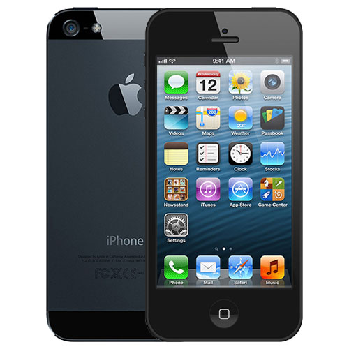 iPhone 5 16GB đen