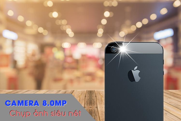 iphone 5 camera 8mp