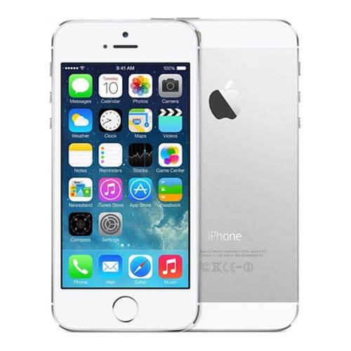 iphone 5 cũ màu trắng