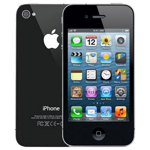 iPhone 4S 16GB đen