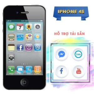 iPhone 4S giá rẻ