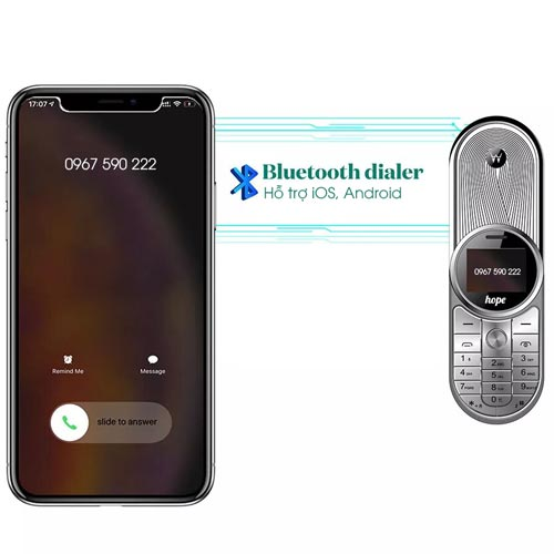 Bluetooth partner trên Hope 2900