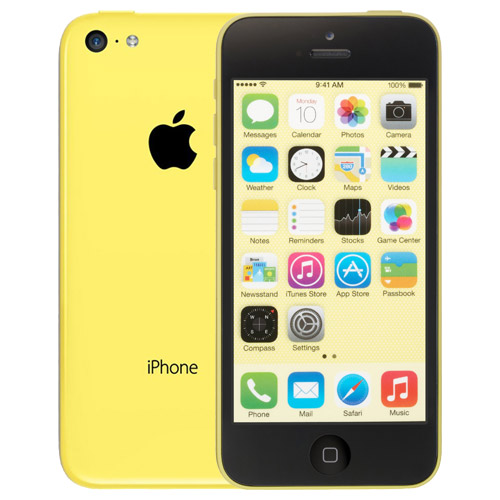 iPhone 5c vàng