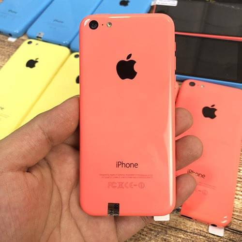 iphone 5c màu cam