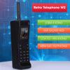 Điện thoại bộ đàm Retro Telephone W2