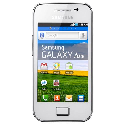 Điện thoại Samsung S5830i trắng