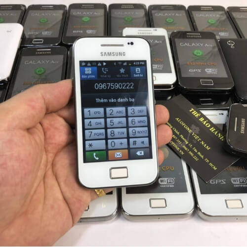 Samsung S5830i trắng