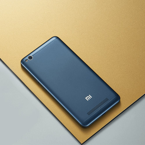 Xiaomi Redmi 4A xanh đen