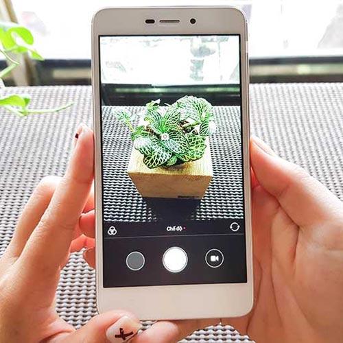 Xiaomi Redmi 4A camera 13MP