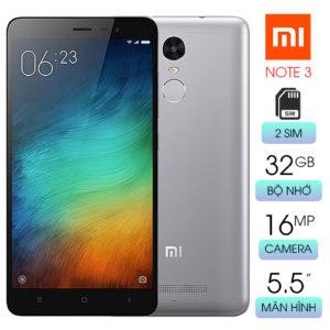 Xiaomi Redmi Note 3 Xám