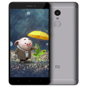 Xiaomi Redmi Note 4 xám