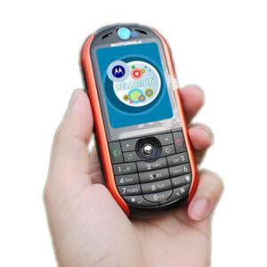 Motorola Roke E2 cổ