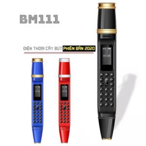 Điện thoại cây bút BM111 phiên bản 2020