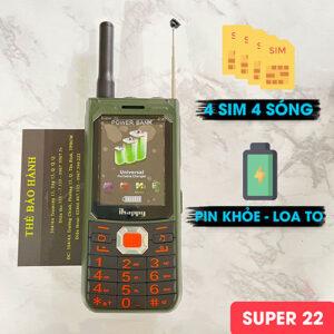 iHappy Super 22